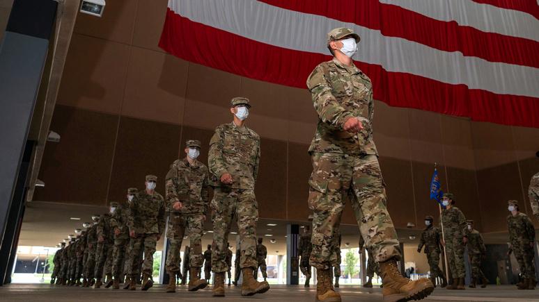 Hill: пока Америка занята коронавирусом, противники проверяют её боеготовность