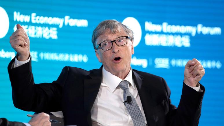 BI рассказал, как Гейтс стал главным героем теорий заговора о происхождении коронавируса