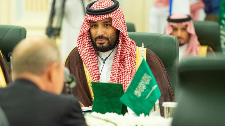 MEE: Эр-Рияд начал нефтяную войну после «громкой ссоры» по телефону с Путиным
