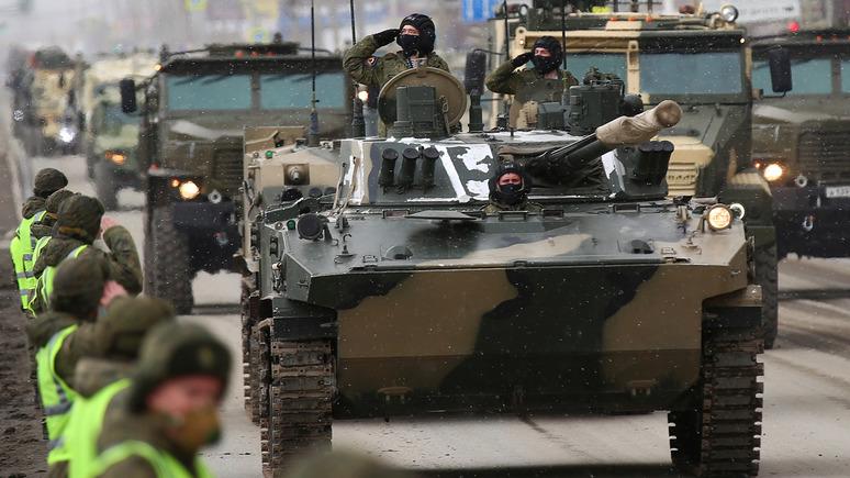 Defence 24: Путин перенёс парад Победы — это вызывает уважение