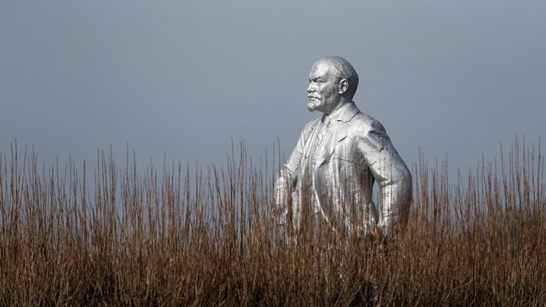 Ouest-France: «Гуд бай, Ленин?» — судьба памятников советскому вождю продолжает беспокоить бывший Восточный блок