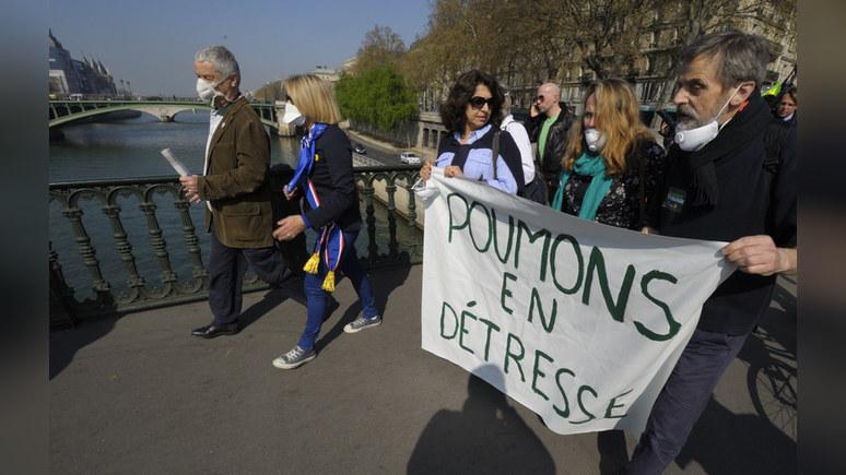 «Вирус идиотизма» — обозреватель Atlantico высмеял французских экологов за попытку связать пандемию с вырубкой лесов
