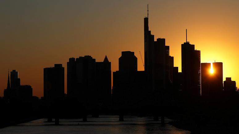 Deutschlandfunk: после пандемии восстановление немецкой экономики может продлиться два года