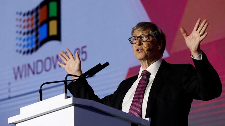 Билл Гейтс: эпидемия коронавируса — это мировая война, в которой мы все на  одной стороне — ИноТВ