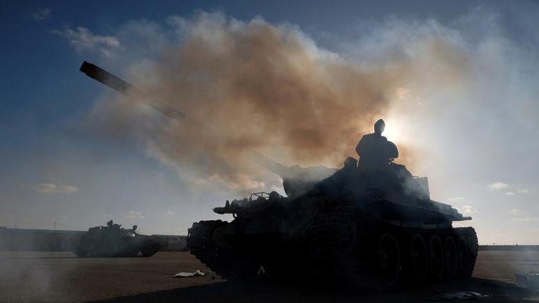 El Mundo: коронавирус не только не остановил войну в Ливии — он её обострил