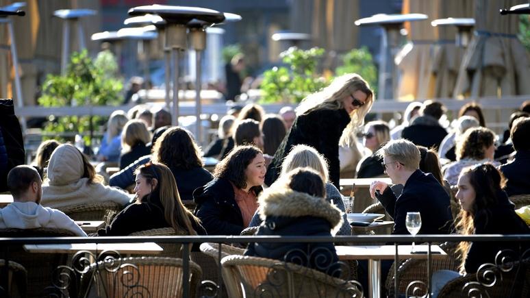 Welt: страх перед коронавирусом пошатнул шведский либерализм