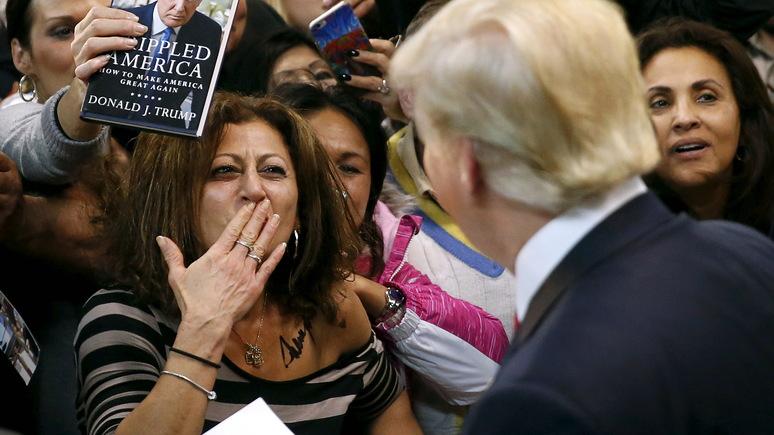 BI: демократы не хотят серьёзных отношений со сторонниками Трампа — республиканцы не столь категоричны