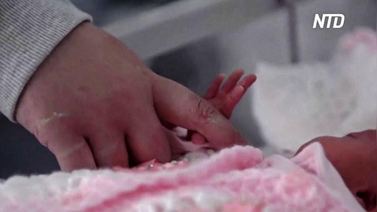 NTD: европейские врачи опасаются, что необычный воспалительный синдром у детей тоже связан с COVID-19