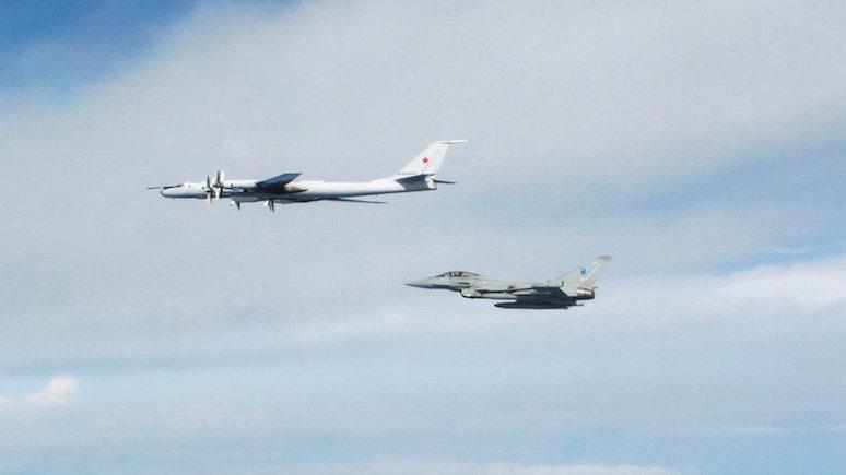 Sky News: в Великобритании российские Ту-142 осудили как «пережиток холодной войны»