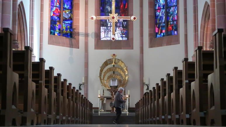 Times: католическая церковь Германии признала своё пособничество нацистам в годы Второй мировой