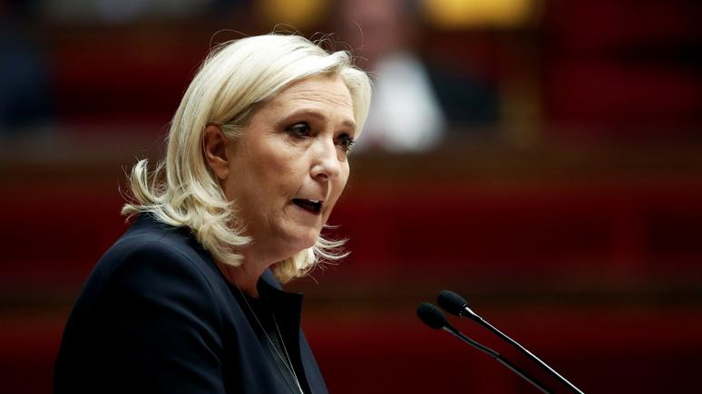 Le Monde: старые рецепты от нового кризиса — партия Ле Пен не сдаёт позиций в условиях эпидемии