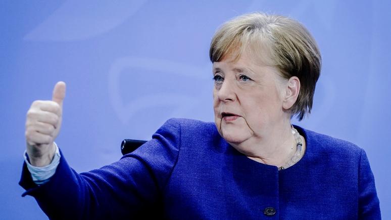 SRF: эпидемия коронавируса — звёздный час Ангелы Меркель