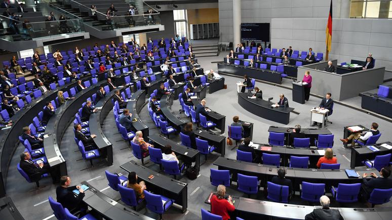 Handelsblatt: немецкие депутаты требуют вывода ядерного оружия США с территории ФРГ