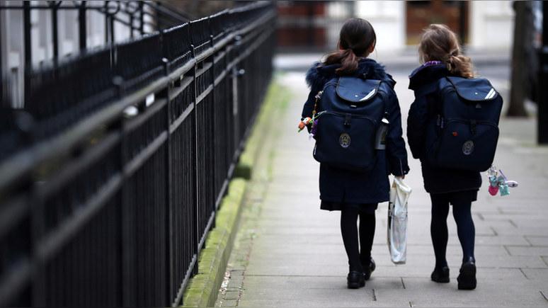 Guardian: британские школьники недоедают из-за карантина