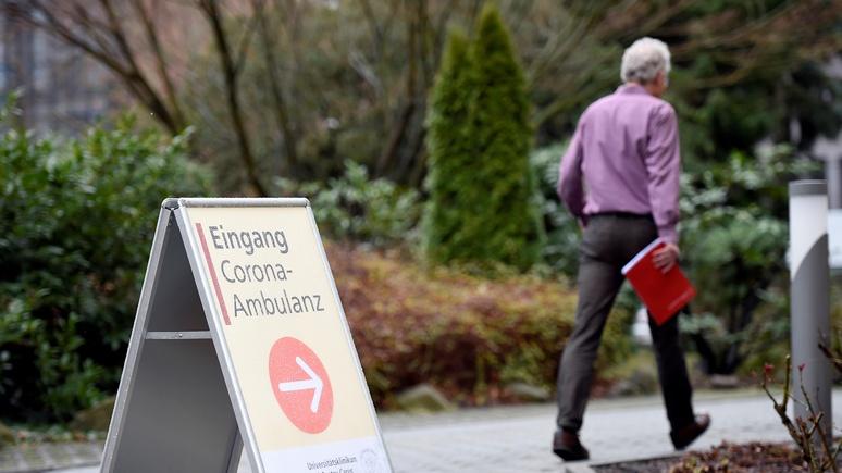 N-TV: немецкий проект «иммунных паспортов» вызывает скепсис не только у оппозиции