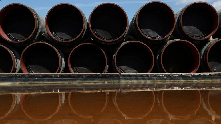 Forbes: «откупорить» европейский рынок газа при помощи санкций против «Северного потока — 2» у Вашингтона не получится