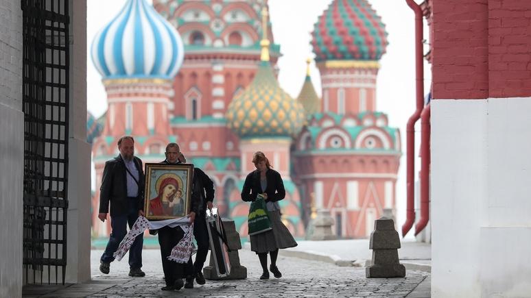 Историк: в отличие от европейцев русские помнят историю