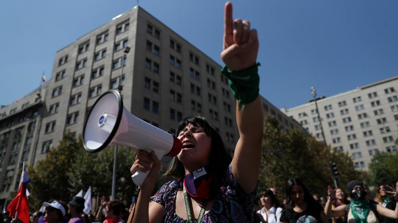 Guardian: назначение племянницы Пиночета министром по делам женщин возмутило чилийских феминисток