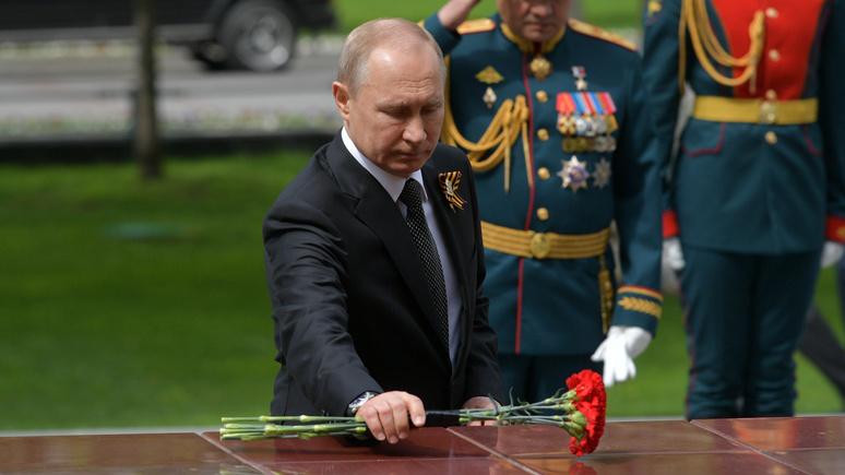 RFI: Россия отпразднует День Победы без привычной пышности