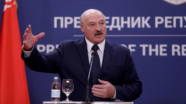 FAZ: немецкие политики призывают Европу отстоять независимость Белоруссии от России