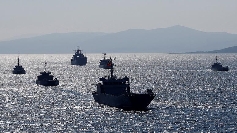 Welt: ЕС против НАТО — Европа не знает, как быть с турецкой контрабандой оружия в Ливию