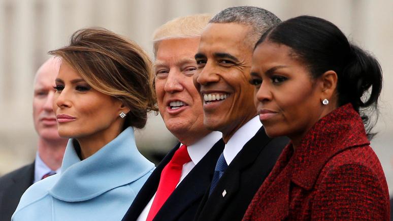 BI: «сами знаете» — Трамп отказывается пояснять, в чём суть большого политического преступления Обамы