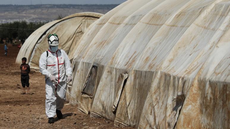 Foreign Policy обвинил Россию в ограничении гуманитарной помощи сирийцам