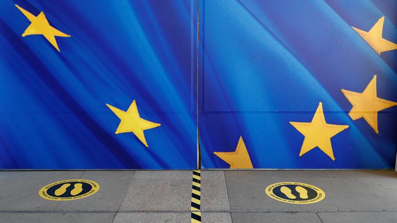 Guardian: коронавирус усугубил негативные тренды, которые ведут ЕС к развалу