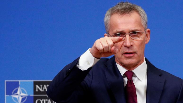 RMF FM: Столтенберг обвинил Россию и Китай в попытке дестабилизировать страны НАТО фейками о коронавирусе