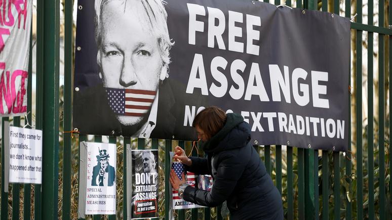 WSWS: рассекреченные документы «российского дела» подтвердили, что доказательств сотрудничества Wikileaks с Москвой нет