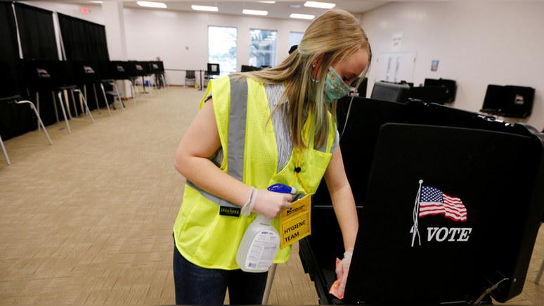 Times: коронавирус и недоверие к выборам ставят под вопрос будущее демократии в США