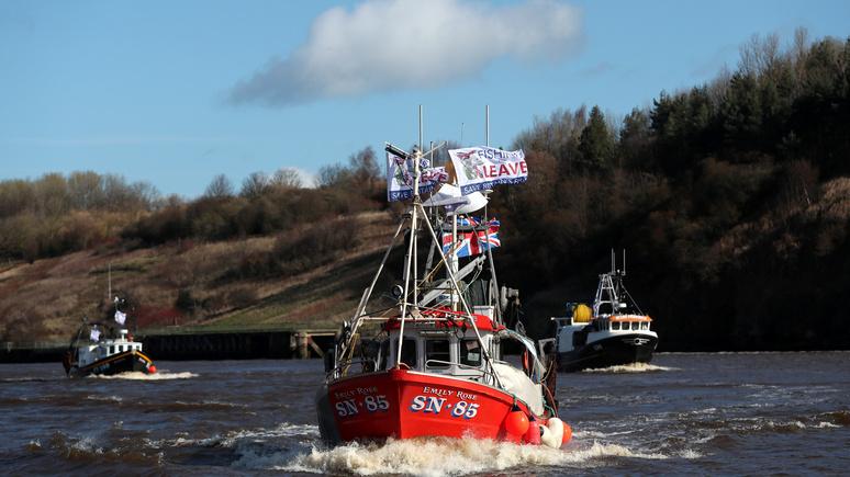 Daily Telegraph: «миссия невыполнима» — ЕС и Великобритания не могут договориться о вылове рыбы