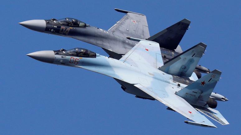 Defence24: турецкая аналогия — Египет рискует навлечь на себя гнев США, если закупит российские Су-35
