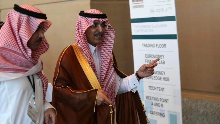 Atlantico обвинил страны Персидского залива в спекуляциях на западных финансовых рынках