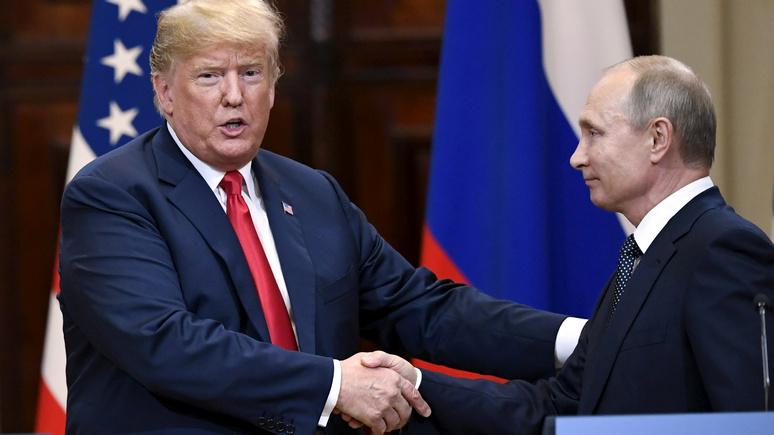 Обозреватель WP увидел в политике Белого дома «тактический поворот» к России