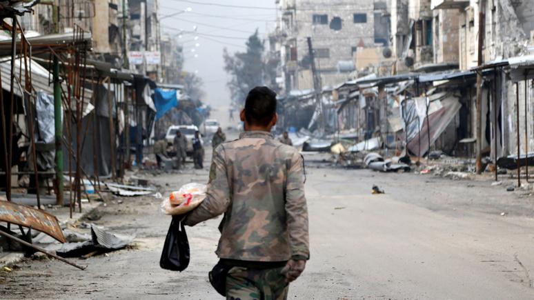 Al Monitor: в поисках выхода из сирийского кризиса Вашингтон поднимает ставки в игре с Москвой