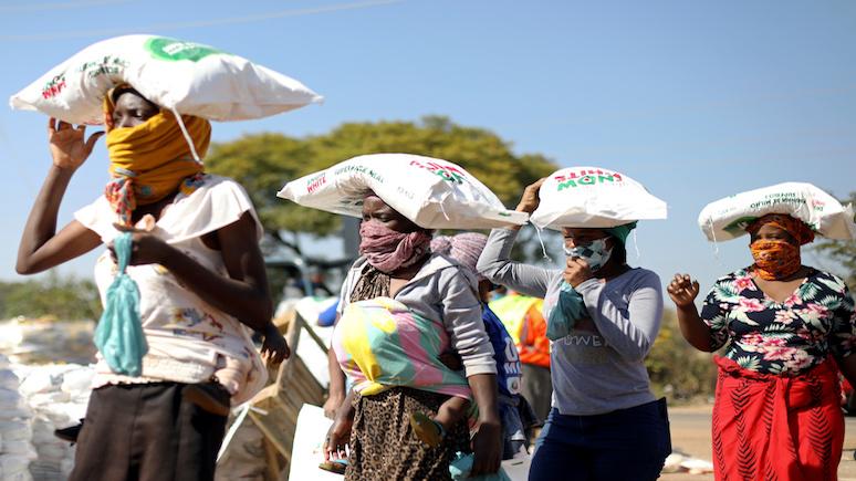 Independent: Красный Крест предупредил о «тройной угрозе» Восточной Африке