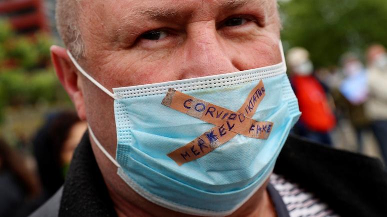 DWN: «опасный эксперимент» — в июне Тюрингия откажется от защитных мер против коронавируса
