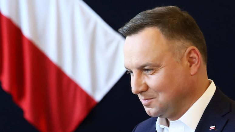 Дуда: с Baltic Pipe мы не только станем независимы, но и будем диктовать России условия
