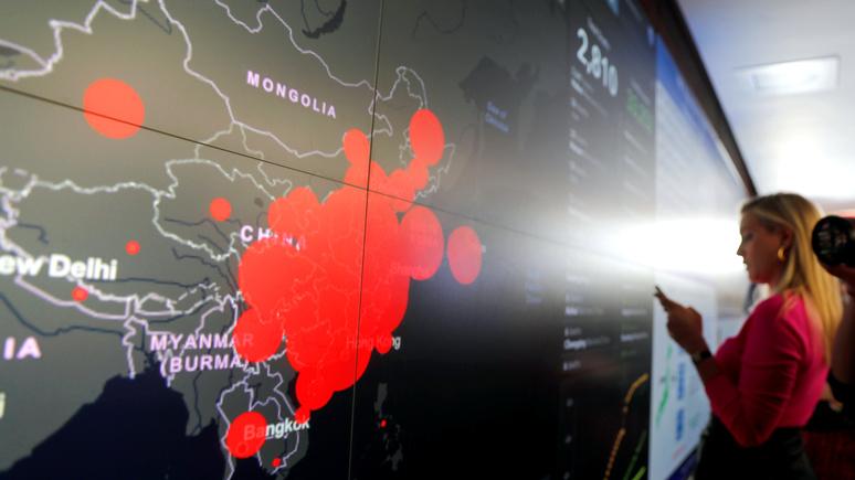 Французский политолог: пандемия показала, что всё крутится вокруг противостояния США и Китая — даже Россия
