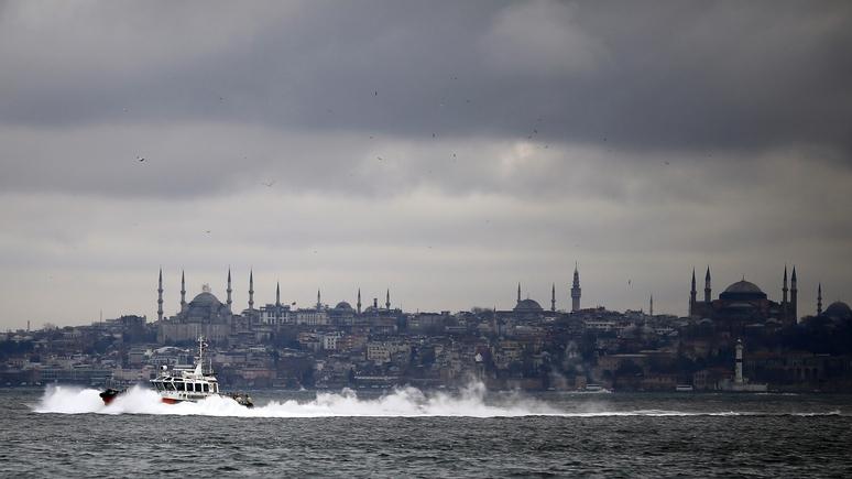 Welt: собираясь построить «второй Босфор», Эрдоган играет с огнём