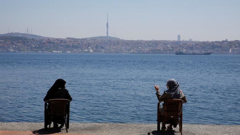 СТРАНА: турки оказались самыми щедрыми туристами на Украине