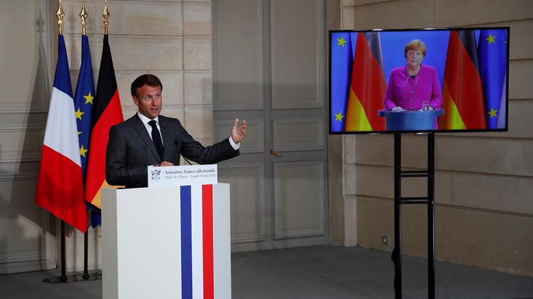 «Снова дали себя облапошить» — обозреватель Marianne оценил «успехи» Парижа в соглашении с Берлином по экономике — ИноТВ