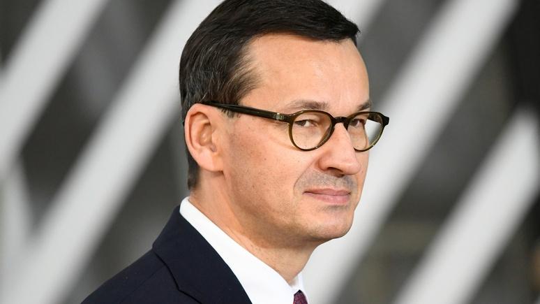 Моравецкий: если Дуда не переизберётся, Польшу ждёт паралич