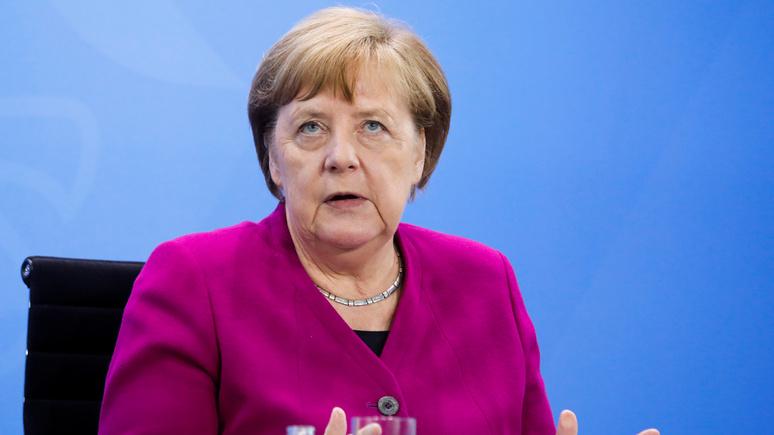 N-TV: во главе Совета ЕС Меркель обещает дружить с США и критиковать Россию