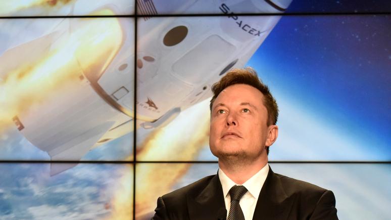 CNBC: пилотируемый запуск SpaceX для Маска  — важный шаг на пути к мечте о Марсе