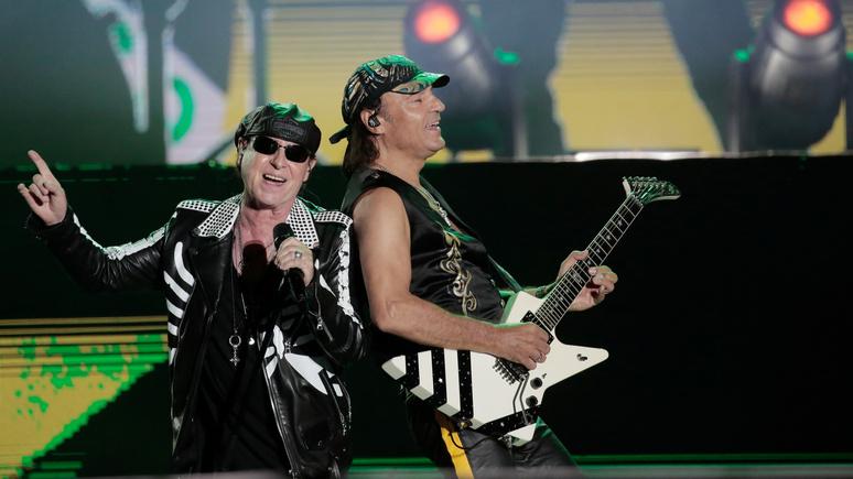 Slate: «от Scorpions до хип-хопа» — американские спецслужбы поставили популярную музыку на службу политике
