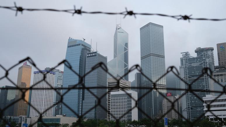 Washington Post: новым законом Пекин ставит под угрозу автономию Гонконга