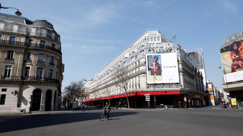 Le Monde: спасём экономику через потребление — министр труда Франции призвала сограждан начать тратить отложенное на чёрный день