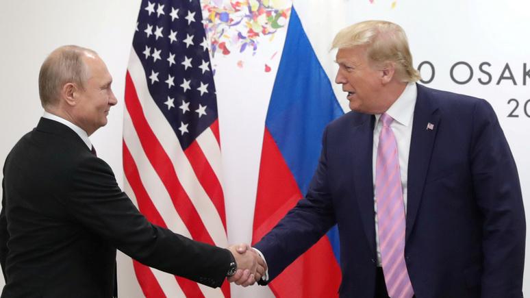 Политолог: чтобы победить в новой холодной войне с Китаем, Вашингтону придётся подружиться с Москвой